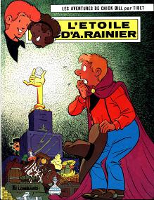 L'Etoile d'a. Rainier - (Chick Bill 34)