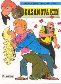 Casanova Kid - (Chick Bill 35)
