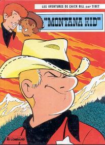 Montana Kid - (Chick Bill 38)