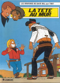 La Tete au Mur - (Chick Bill 46)