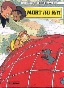 Mort au Rat - (Chick Bill 50)