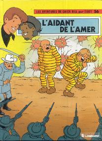 L'Aidant de l'Amer - (Chick Bill 56)