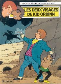 Les Deux Visages de Kid Ordinn - (Chick Bill 58)
