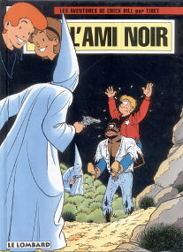 L'Ami Noir - (Chick Bill 60)