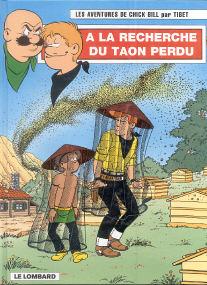 A la Recherche du Taon Perdu - (Chick Bill 62)