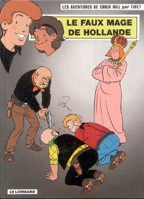 Le Faux Mage de Hollande - (Chick Bill 66)