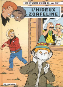 L'Hideux Zorfeline - (Chick Bill 68)