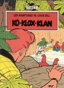 Ko-Klox-Klan - (Chick Bill 7)