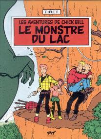 Le Monstre du Lac - (Chick Bill 9)