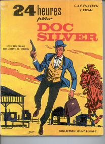 24 Heures pour Doc Silver - (Doc Silver 0)