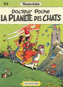 La Planète des Chats - (Doctor Poche 4)