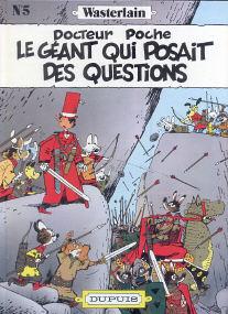 Le Géant qui Posait des Questions - (Doctor Poche 5)