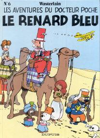 Le Renard Bleu - (Doctor Poche 6)