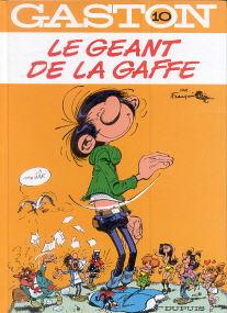 Le Geant de la Gaffe - (Gaston 10)