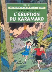 L'Éruption du Karamako - (Jo, Zette et Jocko 4)