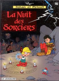 La Nuit des Sorciers - (Johan et Pirlouit 16)