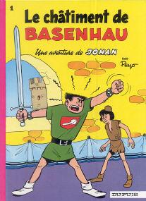 Le Châtiment de Basenhau - (Johan et Pirlouit 1)