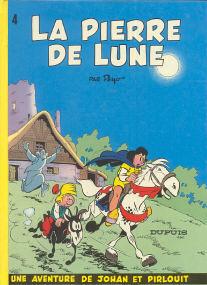 La Pierre de Lune - (Johan et Pirlouit 4)