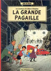 La Grande Pagaille - (Johan et Stephan 1)