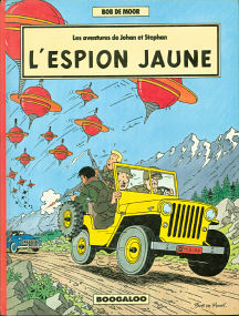 L'Espion Jaune - (Johan et Stephan 3)