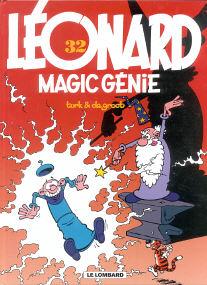Magic Génie - (Léonard 32)