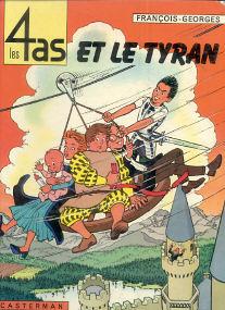 Et le Tyran - (Les 4 As 10)