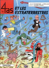 Et les Extraterrestres - (Les 4 As 30)