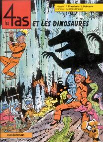 Et les Dinosaures - (Les 4 As 35)