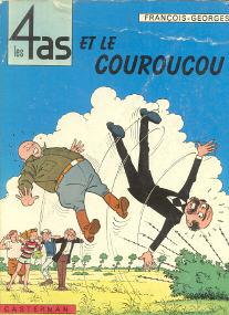 Et le Couroucou - (Les 4 As 5)