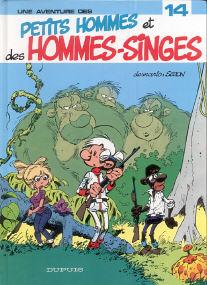 Et des Hommes-Singes - (Les Petits Hommes 14)