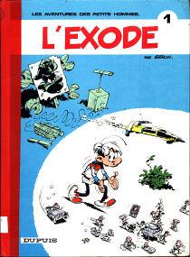 L'Exode - (Les Petits Hommes 1)