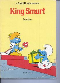 King Smurf - (Les Schtroumpfs 0)