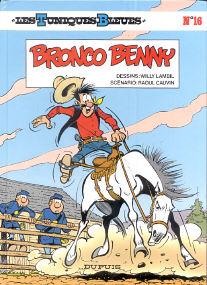 Bronco Benny - (Les Tuniques Bleues 16)