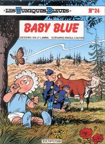 Baby Blue - (Les Tuniques Bleues 24)