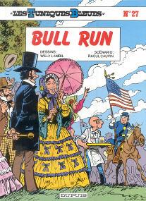 Bull Run - (Les Tuniques Bleues 27)