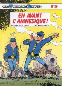 En Avant L'Amnesique! - (Les Tuniques Bleues 29)