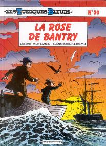 La Rose de Bantry - (Les Tuniques Bleues 30)