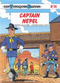 Captain Nepel - (Les Tuniques Bleues 35)