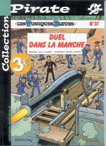Duel dans la Manche - (Les Tuniques Bleues 37)