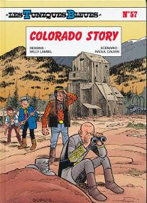 Colorado Story - (Les Tuniques Bleues 57)