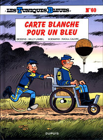 Carte Blanche Pour Un Bleu - (Les Tuniques Bleues 60)