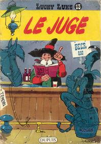 Le Juge - (Lucky Luke 13)