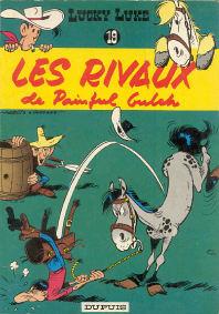 Les Rivaux de Painful Gulch - (Lucky Luke 19)