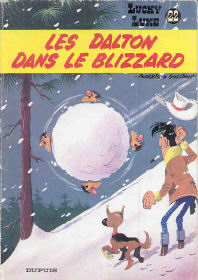 Les Dalton dans le Blizzard - (Lucky Luke 22)