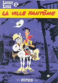 La Ville Fantôme - (Lucky Luke 25)