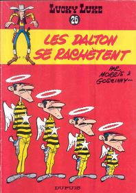 Les Dalton se Rachètent - (Lucky Luke 26)