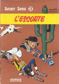 L'Escorte - (Lucky Luke 28)