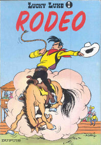 Rodeo - (Lucky Luke 2)