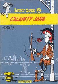 Calamity Jane - (Lucky Luke 30)