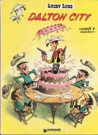 Dalton City - (Lucky Luke 34)